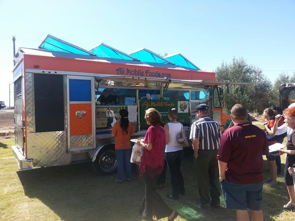 food truck olivepalooza