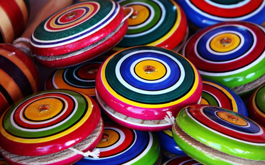 Take a Yo-Yo Class!
