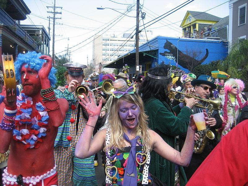 History of Mardi Gras!